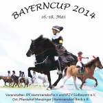 Bayerncup 2014: Sport und Spaß auf Islandpferden in Buch am Buchrain