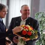 Franz Meier erhält goldene Ehrennadel des IPZV e. V.