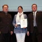 Gudrun Völkl erhält Meisterpreis der bayerischen Staatsregierung