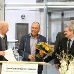 Frank Weidle erhält Ehrennadel des Bundesverbands